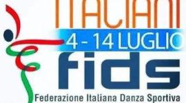 Campionato Italiano di categoria danza sportiva 2019