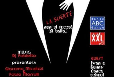serata latina 25 gennaio 2020