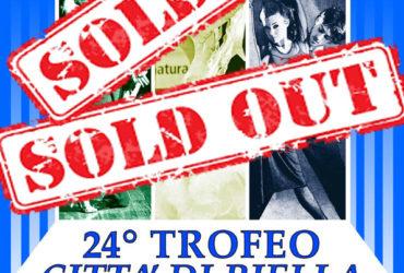 24° Trofeo città di Biella a fondo pagina link per elenco iscritti e time table