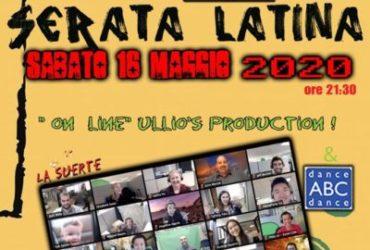 SABATO 16 MAGGIO 2020!!! Ore 21:30